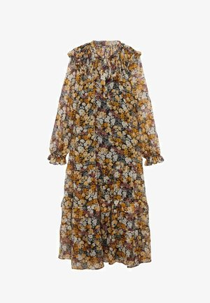 Denní šaty - geel