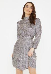 BEAUUT - Shirt dress - multicolour - 3