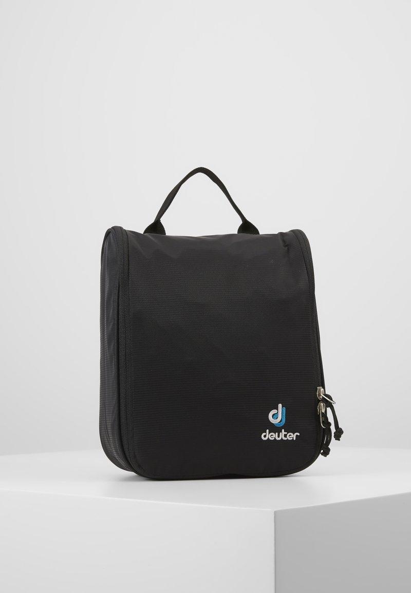 Deuter - WASH CENTER II - Wash bag - black
