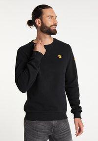 Schmuddelwedda - Sweatshirt - schwarz - 0