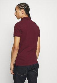 Hollister Co. - Polo shirt - burgundy - 2