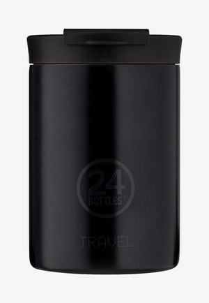 Drink bottle - schwarz