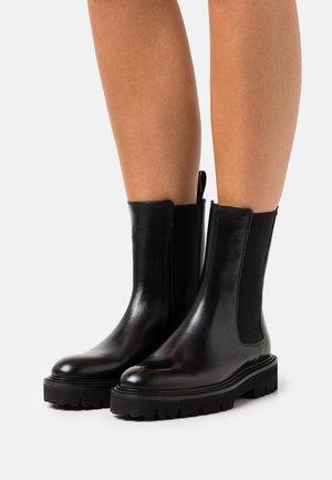 SHOE ELTON  - Classic ankle boots - black