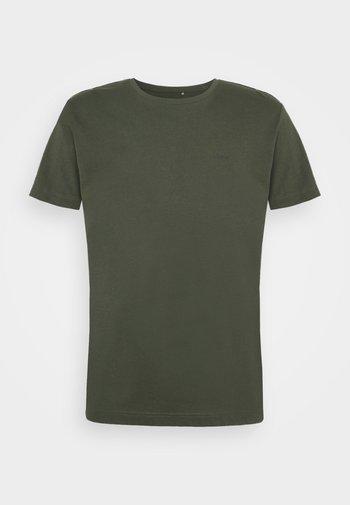 T-shirt - bas - khaki/oliv