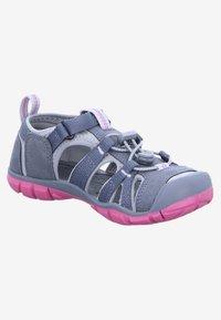 Keen - SEACAMP - Sandals - grey/rose - 6