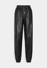 H2O Fagerholt - TRACK SUIT PANT - Kalhoty - black - 0