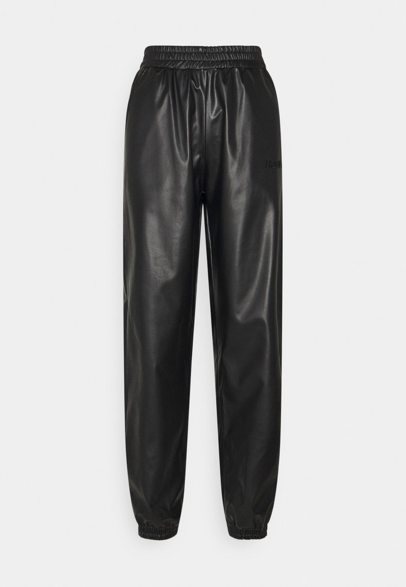 H2O Fagerholt - TRACK SUIT PANT - Kalhoty - black