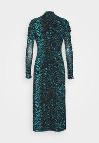Diane von Furstenberg - SANDRA - Iltapuku - dark green - 8