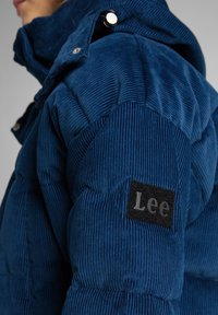 Lee - Winter jacket - washed blue - 5