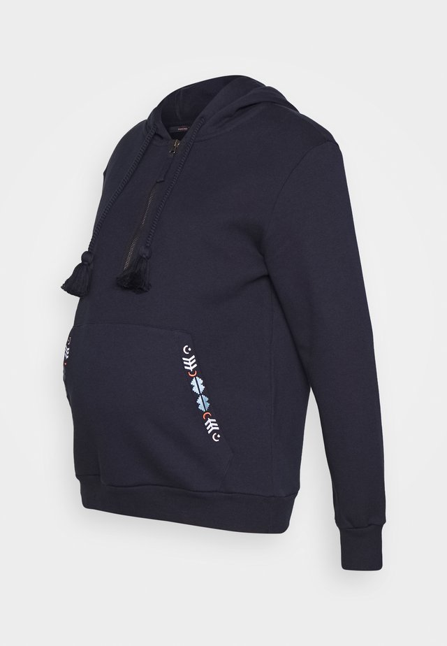 COZY DAYS - Hoodie - night blue