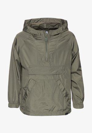 UNISEX  ANORAK - Light jacket - mesculen green