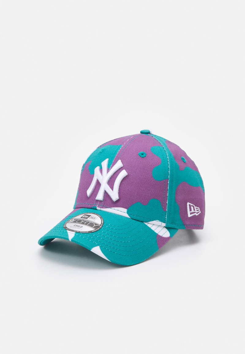 New Era - KIDS TOD CAMO PACK 9FORTY+KIDS CHYT CAMO PACK 9FORTY UNISEX - Cap - teal