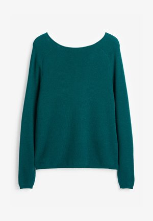 Jumper - teal