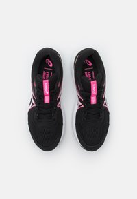 ASICS - GEL CONTEND 7 - Neutral running shoes - black/hot pink - 3