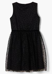 s.Oliver - Day dress - black dots - 2