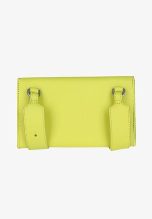 CROSSBODY BAG MAJA - Umhängetasche - light green