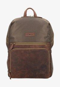 Greenburry - VINTAGE TEC  - Rucksack - brown - 1