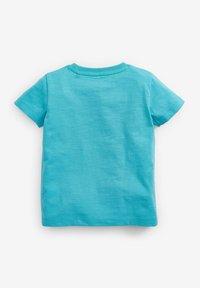 Next - T-shirt print - blue - 1