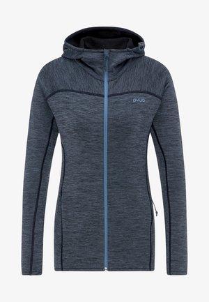 FOXY - Zip-up hoodie - navy blue