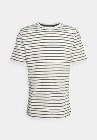 Casual Friday - TROELS - T-shirt print - olivine - 4