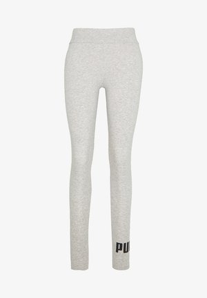 ESS LOGO LEGGINGS - Tights - light gray heather