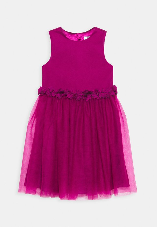 FAWNA DRESS - Cocktailjurk - fuschia