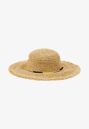 HAT - Kapelusz - sand