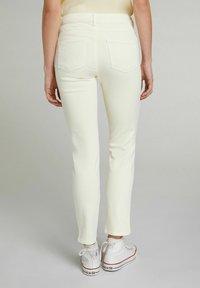 Oui - Slim fit jeans - flan - 2