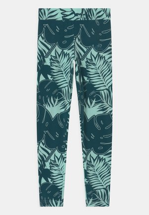 UNISEX - Leggings - teal/mint