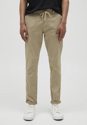 SLIM FIT - Chinot - brown