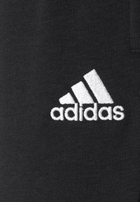 adidas Performance - ESSENTIALS FRENCH TERRY STRIPES PANTS - Verryttelyhousut - black/white - 5