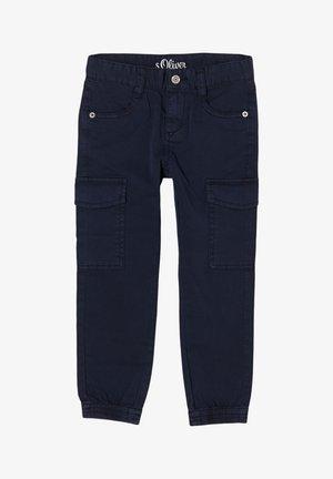 Pantaloni cargo - dark blue