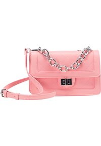 myMo - ABENDTASCHE - Across body bag - rosa - 0