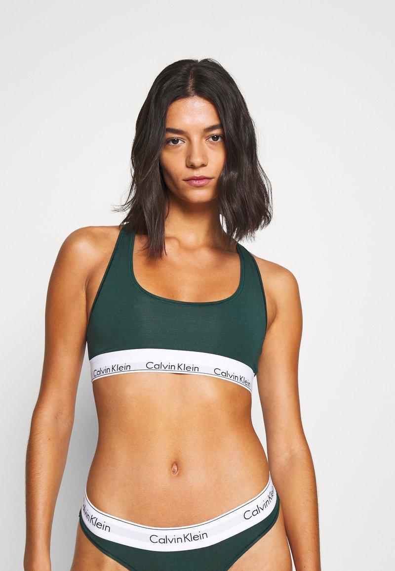Calvin Klein Underwear - MODERN BRALETTE - Bustier - camp