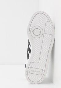 adidas Originals - TEAM COURT  - Sneakers laag - footwear white/core black - 5