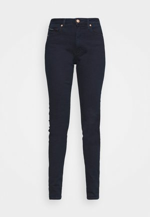 SYLVIA SUPER - Jeansy Skinny Fit - denim