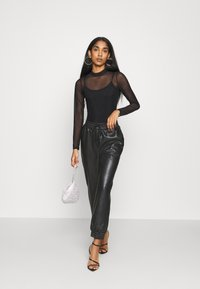 EDITED - MADISON PANTS - Trousers - schwarz - 1