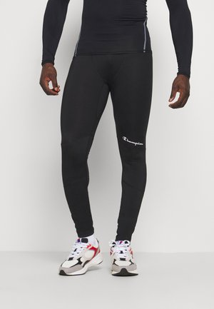 LEGACY TRAINING LEGGINGS - Tights - black