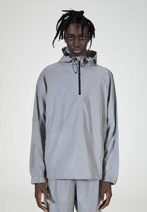 Overgangsjakker - metallic grey