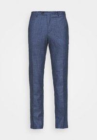 Bertoni - BLOCH TROUSER - Trousers - blue - 4