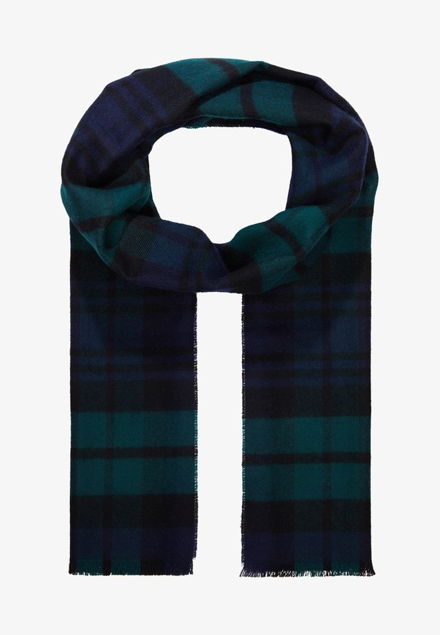TARTAN SCARF UNISEX - Scarf - black watch
