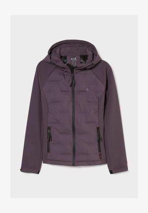 Winter jacket - violet