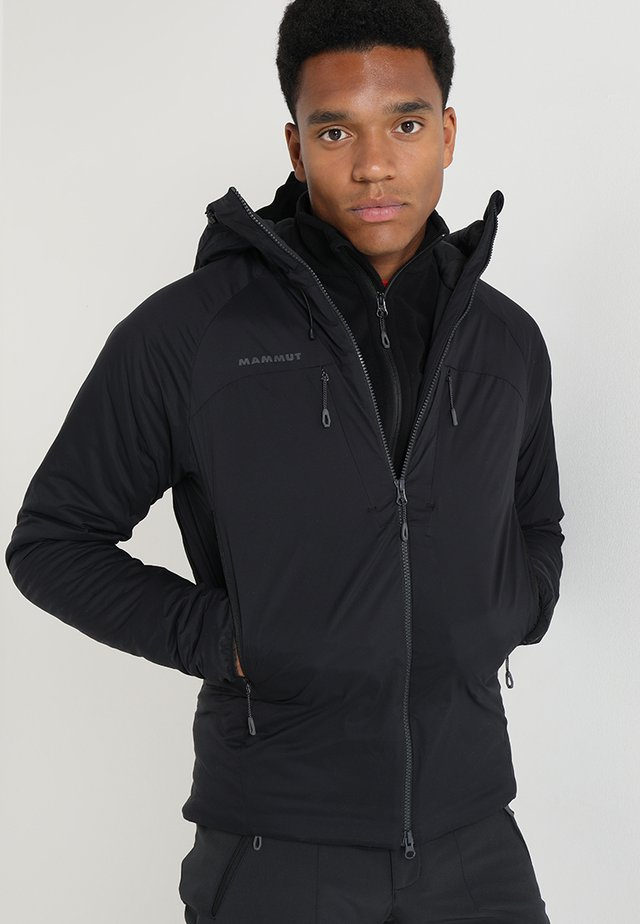 RIME - Outdoor jacket - black phantom