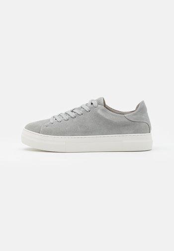 SLHDAVID CHUNKY CLEAN  - Sneakers basse - grey