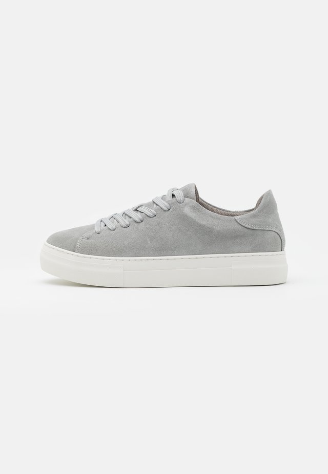 SLHDAVID CHUNKY CLEAN  - Sneakers laag - grey