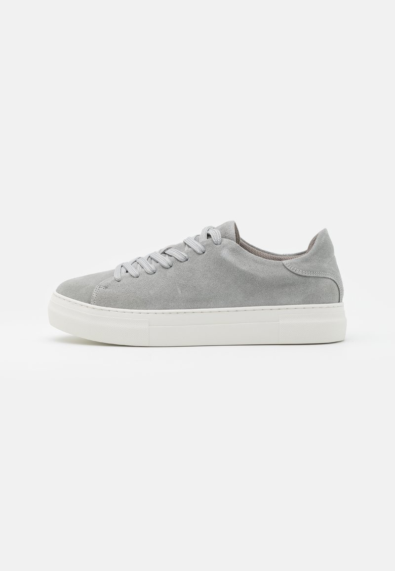 Selected Homme - SLHDAVID CHUNKY CLEAN  - Sneaker low - grey
