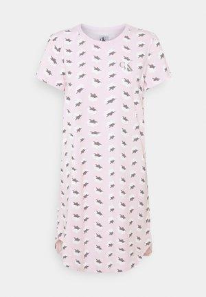 LOUNGE NIGHTSHIRT - Nightie - pearly pink