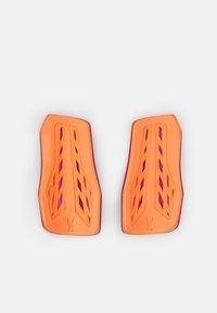 adidas Performance - Shin pads - shock pink/black/scrora - 1