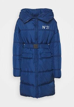 EXCLUSVIVE - Zimní kabát - blue navy
