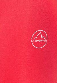 La Sportiva - PATCHA LEGGINGS - Collants - hibiscus/flamingo - 4